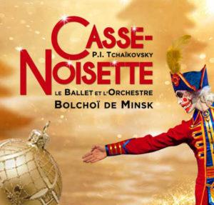 Casse-Noisette au Summum à Grenoble