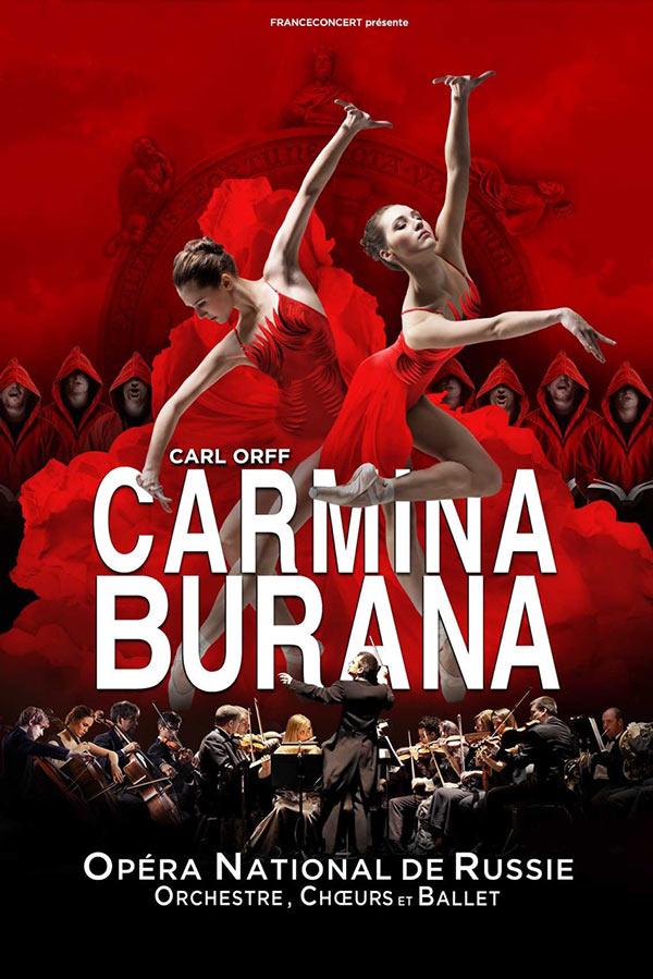 Carmina Burana au Summum à Grenoble
