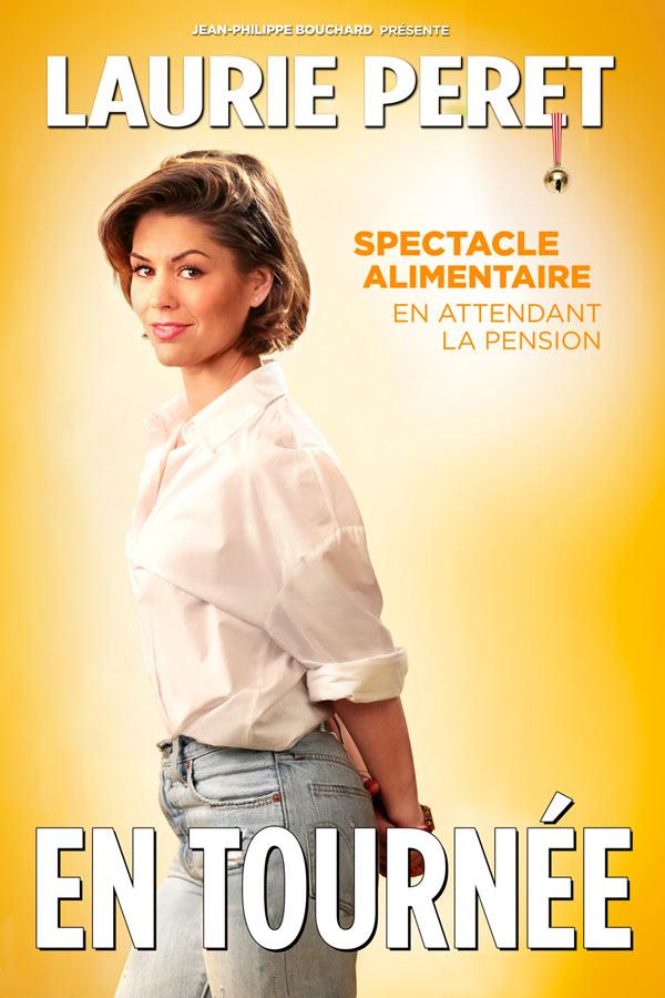 Laurie Peret au Summum à Grenoble