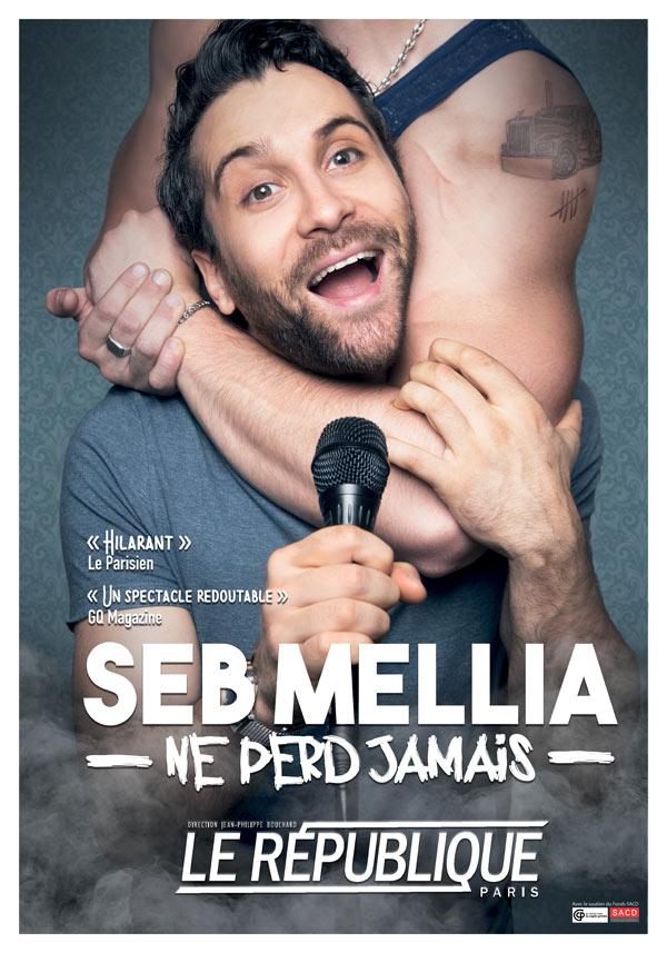 Seb Mellia au Summum à Grenoble
