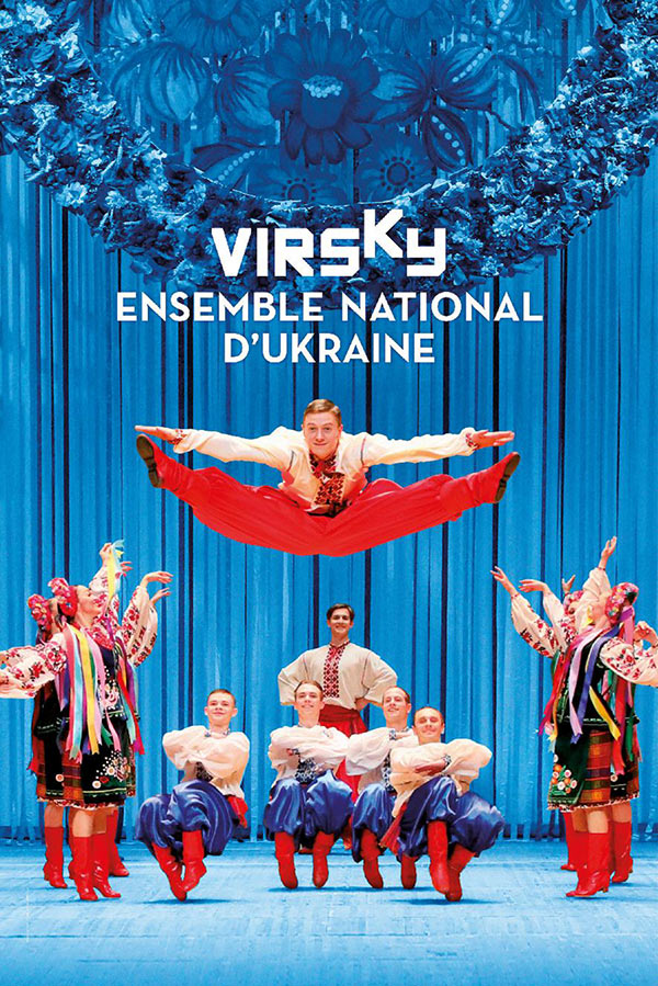 Virsky au Summum à Grenoble